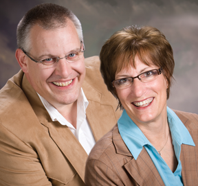 Jeff and Jane Johns