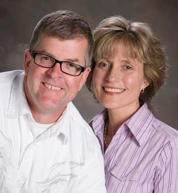 Gary and Rhonda Osborne